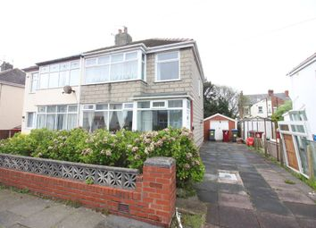 Thumbnail 3 bedroom semi-detached house for sale in Lyddesdale Avenue, Thornton-Cleveleys