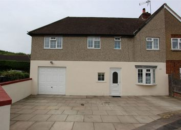 Thumbnail 4 bed semi-detached house for sale in Allmains Close, Nazeing, Waltham Abbey, Essex
