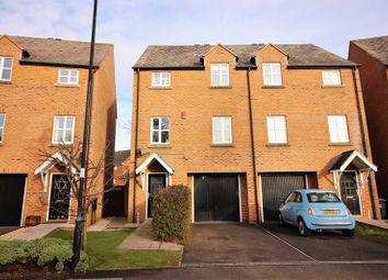 Thumbnail 4 bed semi-detached house for sale in Massingham Park, Taunton