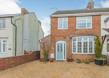 3 bed semi-detached house for sale in Peterborough Road, Farcet, Peterborough PE7