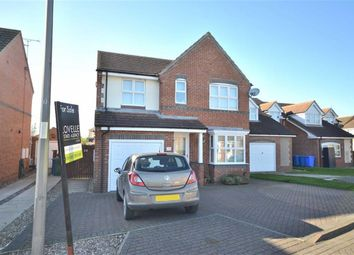 Thumbnail 4 bed property for sale in Thompson Road, Off Shields Road, Hedon