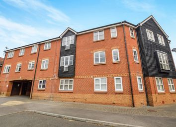 Thumbnail 2 bed flat for sale in White Willow Close, Ashford