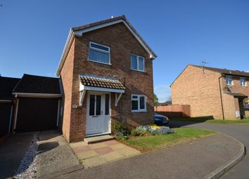 Thumbnail 3 bed detached house for sale in Windsor Close, Towcester