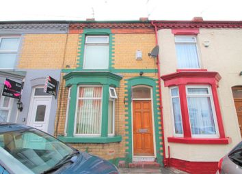 Thumbnail 1 bedroom terraced house for sale in Parton Street, Liverpool