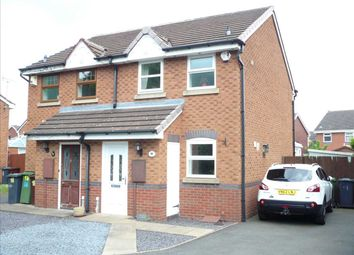 Thumbnail 2 bed semi-detached house for sale in Coltsfoot Close, Wednesfield, Wednesfield