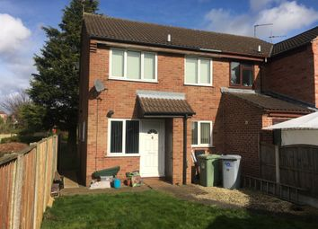 Thumbnail 1 bed terraced house for sale in Hall Close, Rainworth, Mansfield