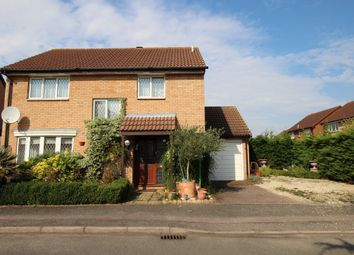 Thumbnail 4 bed detached house to rent in Gilbert Close, Kempston, Bedford