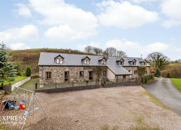Thumbnail 7 bed detached house for sale in Llanfihangel, Llanfyllin, Powys