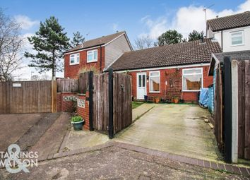 2 bed terraced bungalow for sale in Bryony Close, Old Catton, Norwich NR6