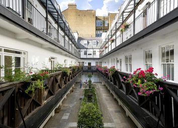 Thumbnail 1 bed flat to rent in De Vere Mews, London