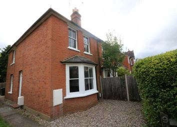 Thumbnail 3 bed semi-detached house to rent in Osborne Road, Egham