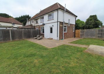 Thumbnail 2 bed semi-detached house for sale in St. Johns Road, Southbourne, Emsworth