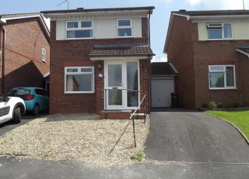 Thumbnail 3 bed detached house to rent in Hammond Close, Droitwich