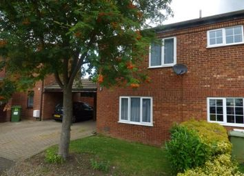 Thumbnail 3 bed semi-detached house for sale in Bampton Close, Furzton, Milton Keynes, Bucks