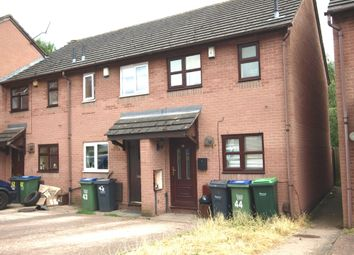 Thumbnail 2 bed end terrace house to rent in Petford Street, Cradley Heath, West Midlands