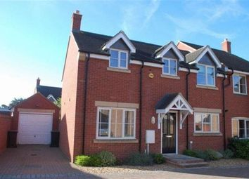Thumbnail 3 bedroom property to rent in Galileo Close, Duston, Northampton