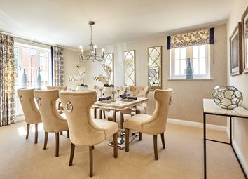 Thumbnail 4 bed detached house for sale in The Tapley, Tavistock Place, Bedford