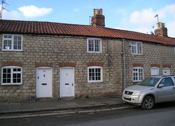 Thumbnail 2 bed cottage for sale in Town Street, Old Malton