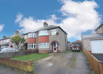 Thumbnail 3 bed semi-detached house for sale in Upper Branston Road, Clacton-On-Sea