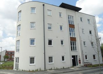 Thumbnail 1 bed flat for sale in 23 Bowling Green Close, Milton Keynes