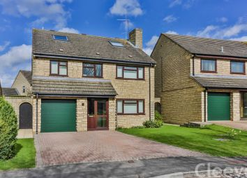 Thumbnail 5 bed detached house for sale in Meade King Grove, Woodmancote, Cheltenham