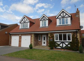 Thumbnail 4 bed detached house to rent in St. Michaels Drive, Hedon, Hull