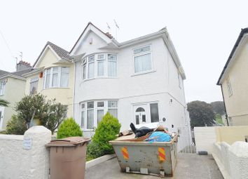 3 bed semi-detached house for sale in Furneaux Avenue, Plymouth PL2