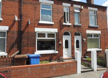 Thumbnail 2 bed terraced house for sale in Neville Street, Hazel Grove, Stockport