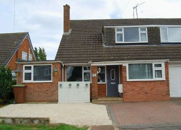 Thumbnail 4 bedroom semi-detached house for sale in Kenilworth Close, Daventry, Northampton