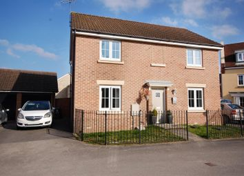 Thumbnail 4 bed detached house for sale in Cosford Close Kingsway, Quedgeley, Gloucester