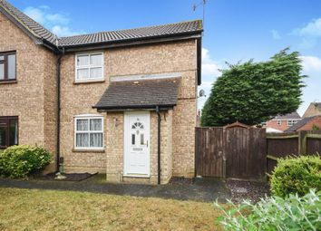Thumbnail 2 bedroom semi-detached house for sale in Mitton Vale, Chelmer Village, Chelmsford