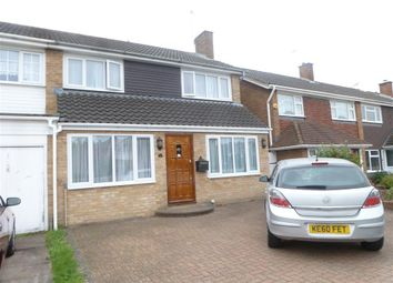 Thumbnail 3 bed semi-detached house for sale in Tudor Way, Waltham Abbey, Essex