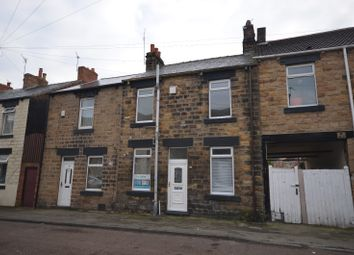 Thumbnail 1 bed terraced house for sale in Lancaster Street, Barnsley
