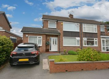 Thumbnail 3 bed semi-detached house for sale in Sudbury Drive, Heald Green, Cheadle