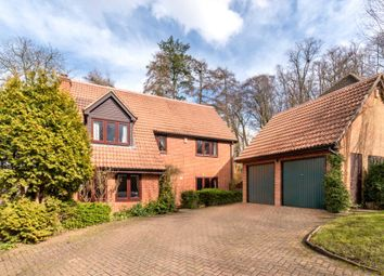 Thumbnail 4 bed detached house for sale in Beechwood Park, Boxmoor, Hemel Hempstead