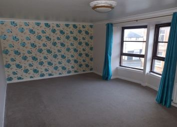 Thumbnail 2 bed flat to rent in Regent Street, Greenock