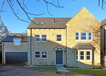 Thumbnail 5 bed detached house for sale in Grange Manor, Middlestown, Wakefield
