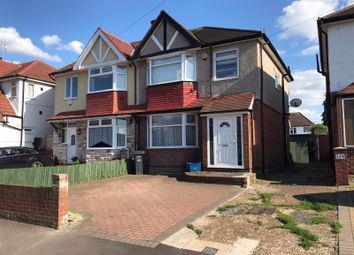 Thumbnail 3 bed semi-detached house to rent in Heath Road, Hounslow