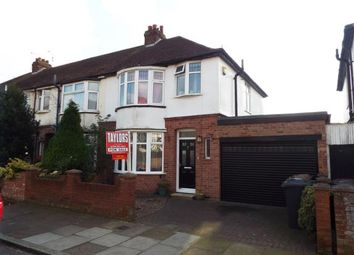 Thumbnail 3 bedroom semi-detached house for sale in Milton Road, Luton, Bedfordshire