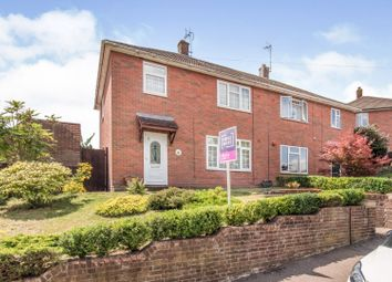 Thumbnail 3 bed semi-detached house for sale in Crest Road, Rochester