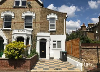 Thumbnail 1 bed end terrace house to rent in Lorne Road, Finsbury Park