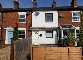 Thumbnail 2 bed terraced house to rent in Crewe Road, Willaston, Nantwich