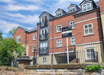Thumbnail 1 bed flat for sale in Great Willow Court, Derby, Derbyshire