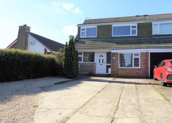 Thumbnail 3 bedroom semi-detached house for sale in Sywell Road, Swindon