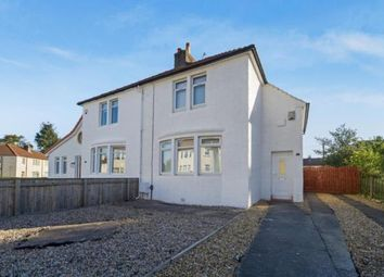 Thumbnail 2 bed semi-detached house for sale in Kelburne Oval, Paisley, Renfrewshire