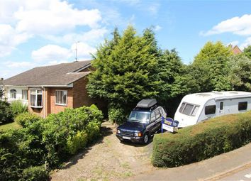 Thumbnail 3 bedroom semi-detached bungalow for sale in Syers Green Close, Long Buckby, Northampton