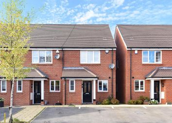 Thumbnail 2 bed end terrace house to rent in The Bramblings, Amersham