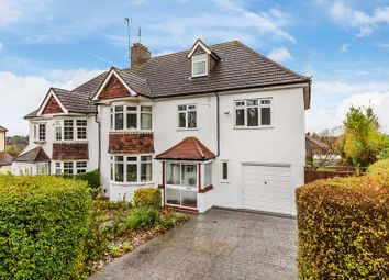 Thumbnail 6 bed semi-detached house for sale in Grove Lane, Coulsdon