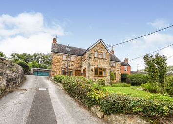 Thumbnail Cottage for sale in Horsley Lane, Coxbench, Derby
