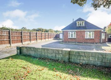 Tamworth Road, Sutton Coldfield B75. 2 bed detached bungalow for sale